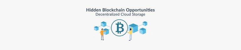 Hidden Blockchain Opportunities - Decentralized Cloud Storage - Plesk