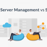 Cloud server management VS shared server management