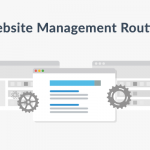 Website Management Routine Basics