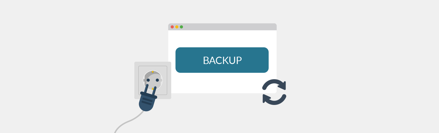 wordpress database backup download