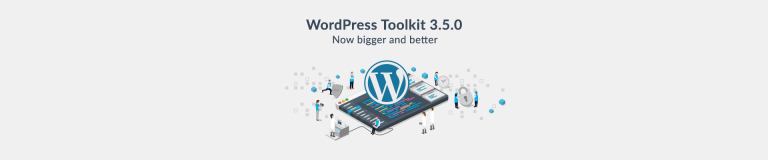 Plesk WordPress Toolkit 3.5