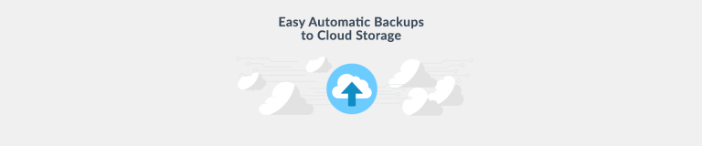 Automatic Backups to Cloud Storage