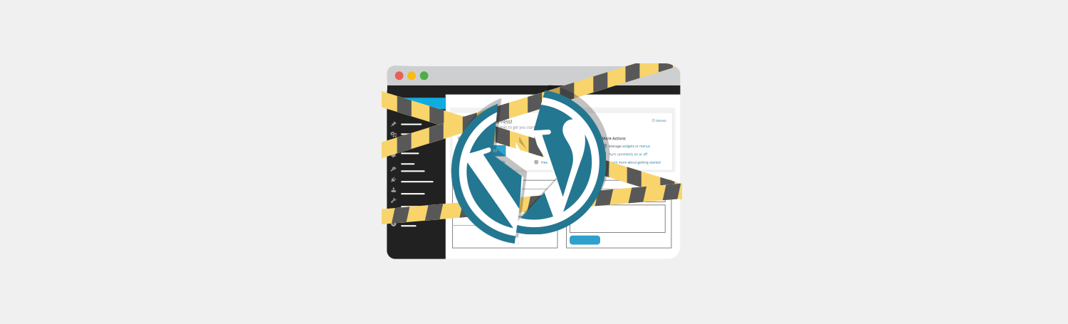Is WordPress Down? - Plesk