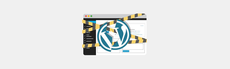 Is WordPress Down? - Plesk
