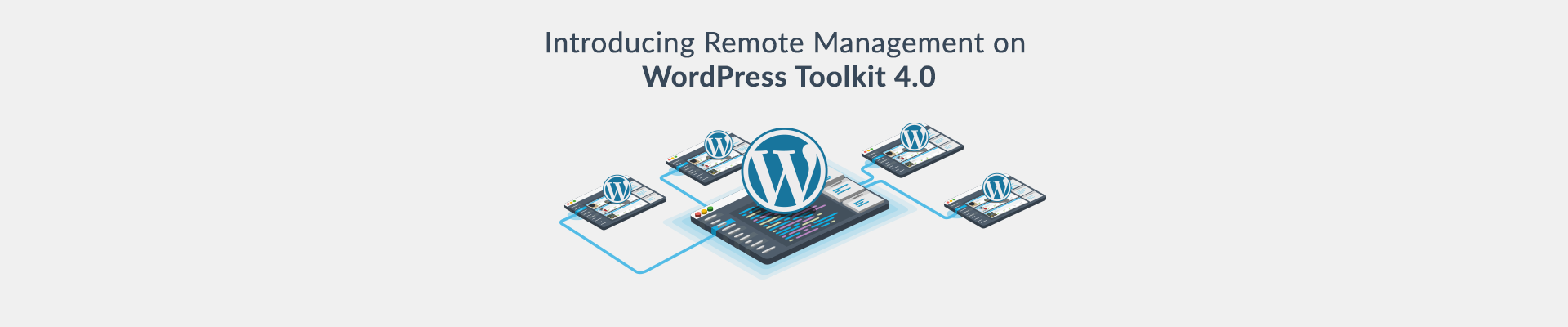 Remote WordPress Management