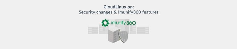 CloudLinux say we need new security strategies - Plesk