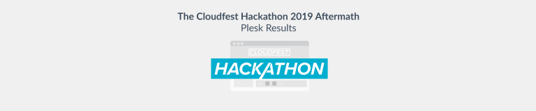 Top Cloudfest Hackathon Results You Need to Know - Plesk