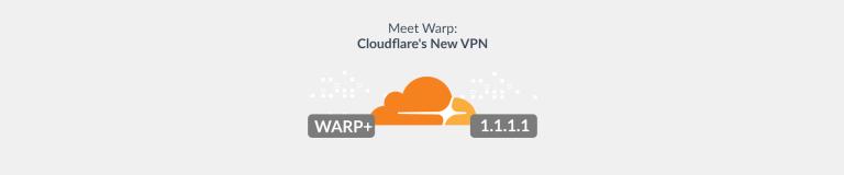 Cloudflare releases new Warp VPN - Plesk Partners