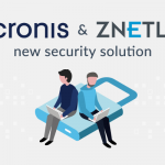 Acronis and ZNetLive join forces to offer new security solution