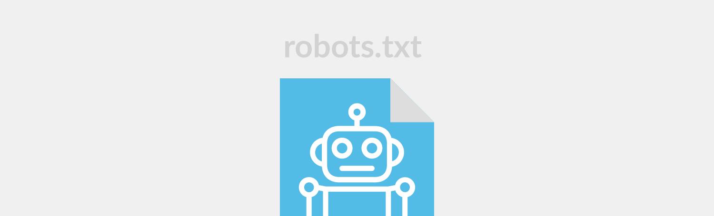 Robots.txt - Plesk