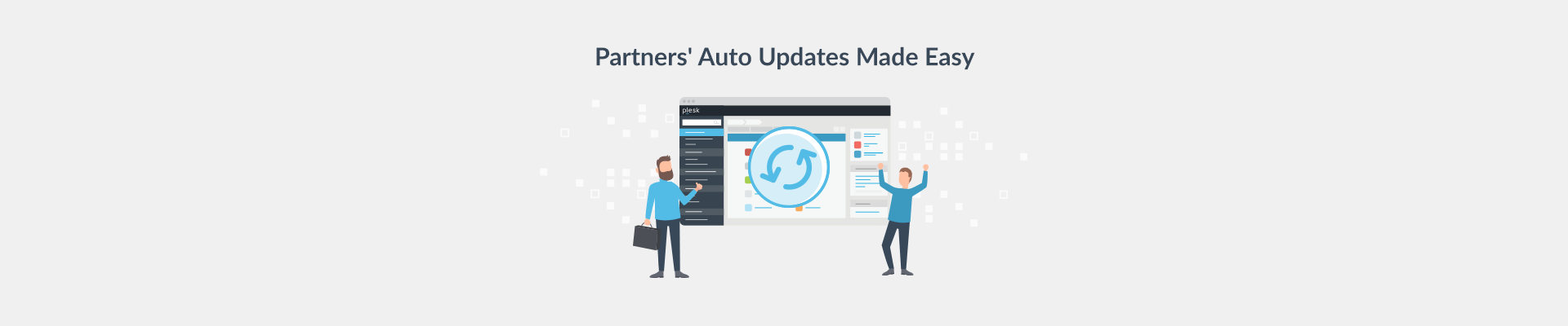 Auto Updates for Partners