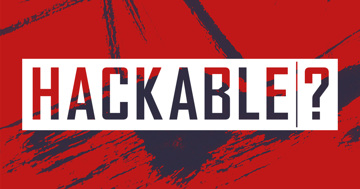 Hackable podcast - 8 best tech podcasts - Plesk