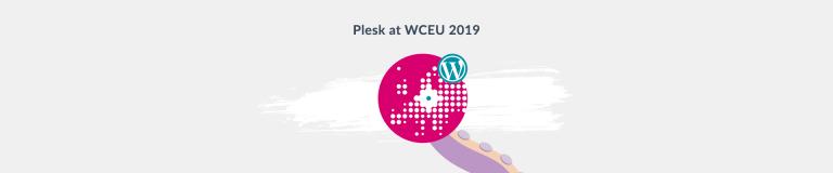 Plesk at WCEU 2019