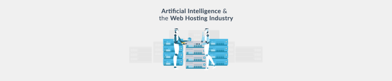 Web Hosting industry and AI