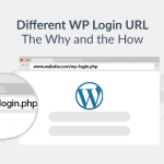 WordPress Login URL change