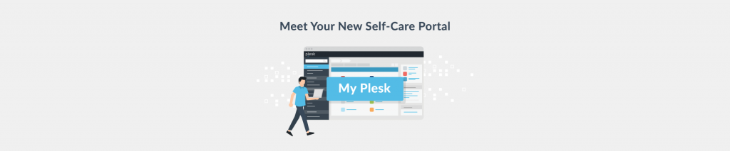My Plesk - Self-Care Portal