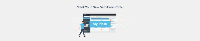 My Plesk - Self-Care Portal