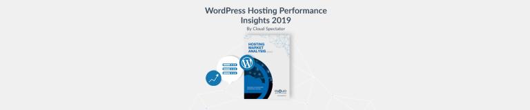 WordPress Hosting Performance Today