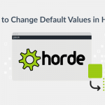 How to Change Default Horde Settings (Webmail)