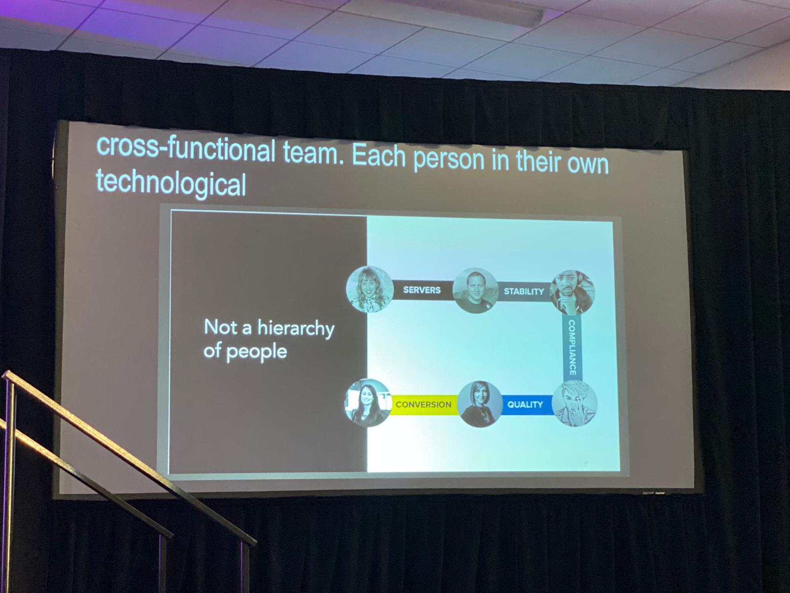 WebOps people - a team sport
