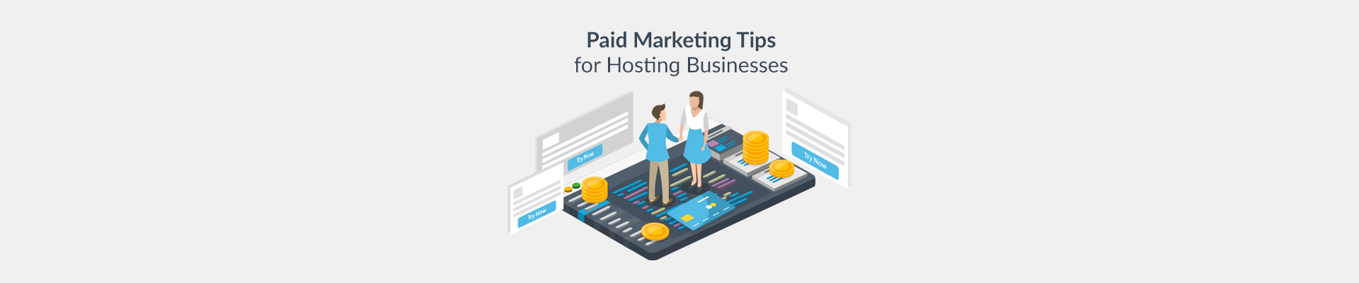 Paid Marketing Tips for Hosting Businesses - Plesk Partners