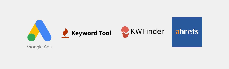 keyword investigation tools