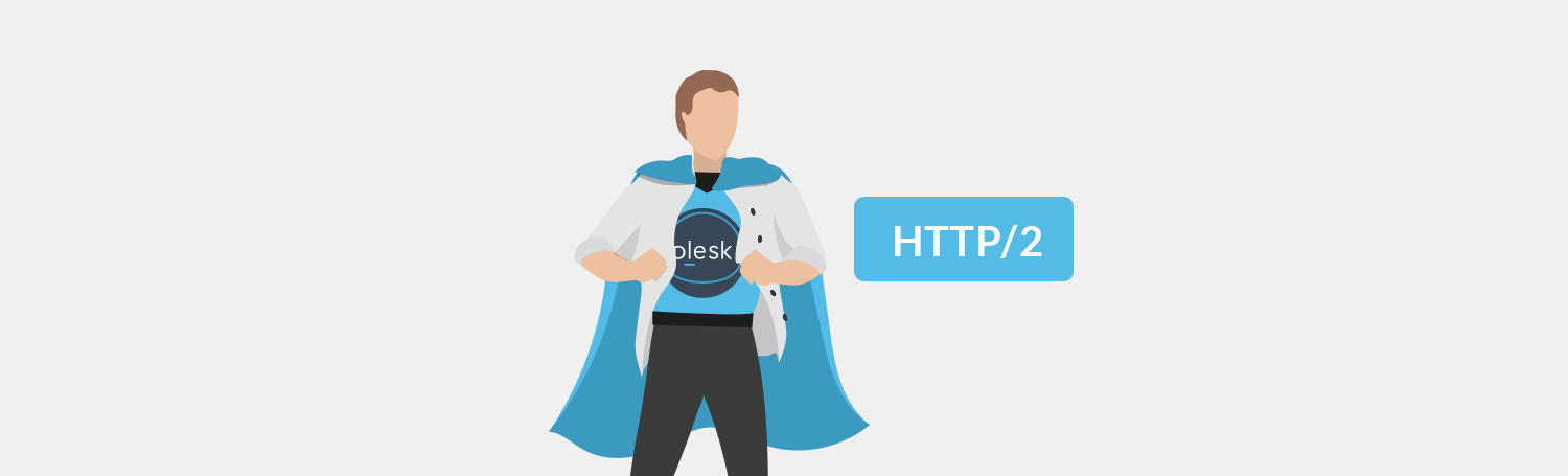 Plesk HTTP/2 support