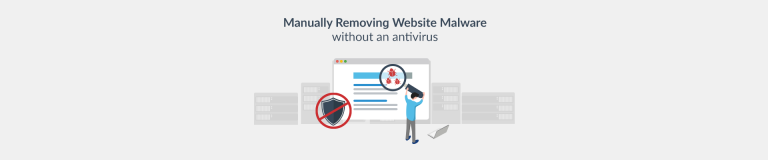 Remove website malware