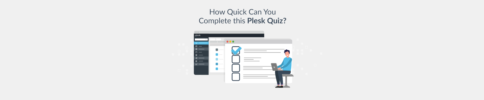 Play Plesk Site Search Quiz to Win Plesk Package Plesk