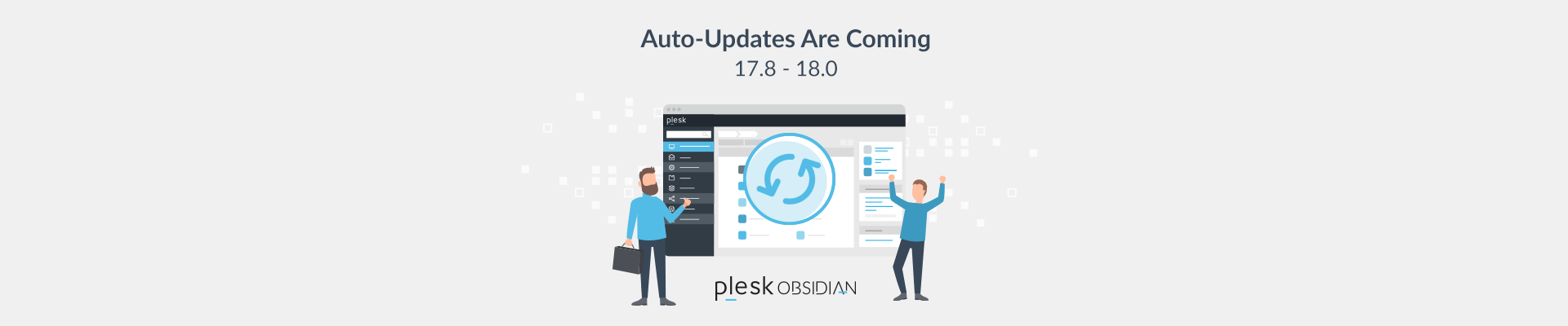 Plesk Obsidian 18.0 Mass Update and New Controls - Plesk