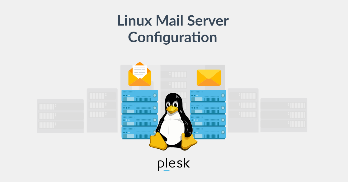 Linux mail configuration Plesk blog