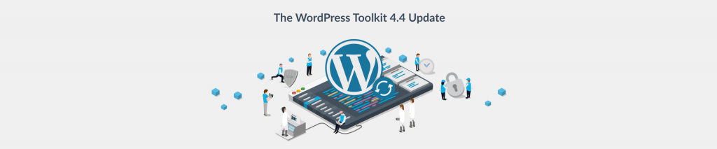 WordPress Toolkit 4.4 Update - Plesk