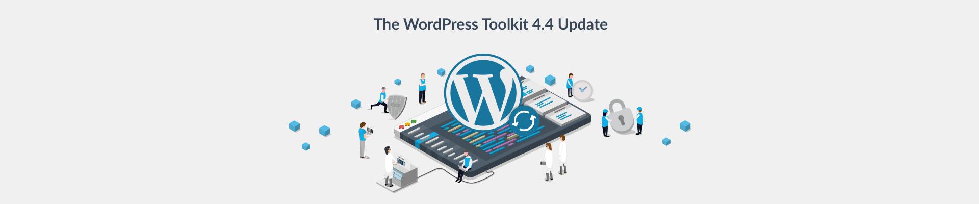 WordPress Toolkit 4.4 Update - Plesk