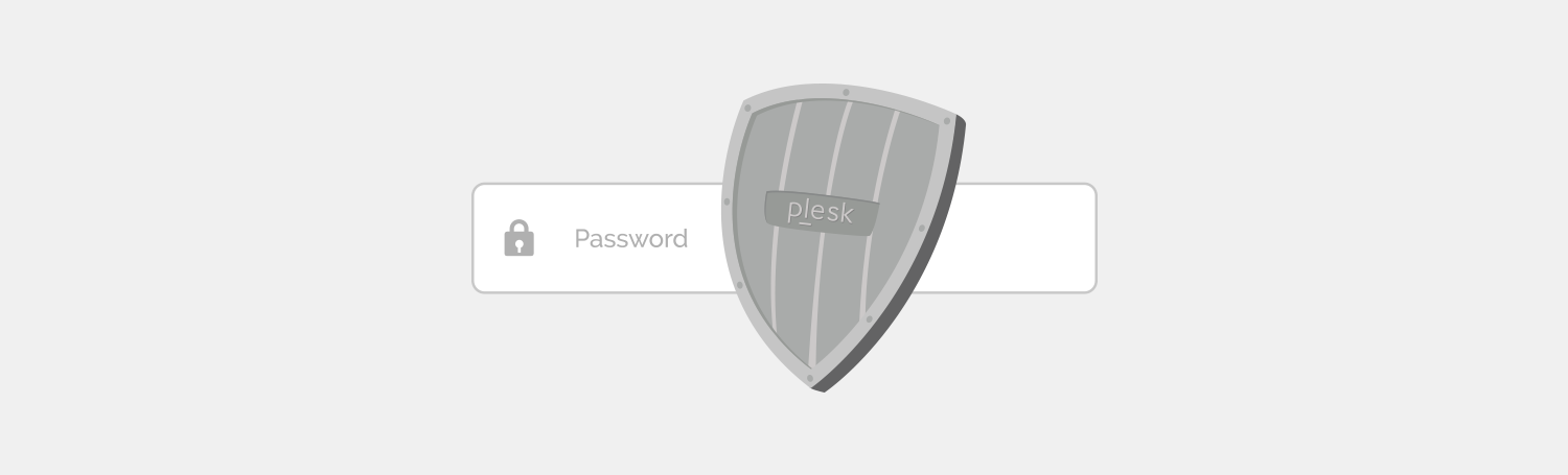 New Plesk Password Policy