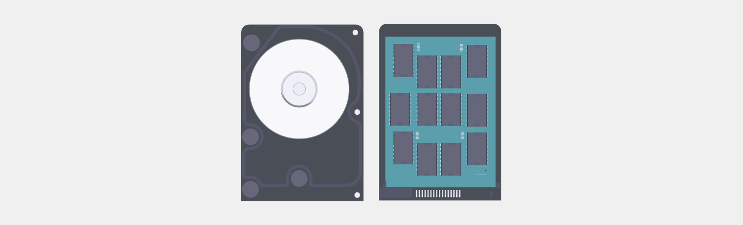 SSD vs HDD – the basics, and why it matters