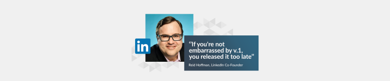Reid Hoffman, Linkedin Co-founder, Tells His Story From Failure To Success - Plesk