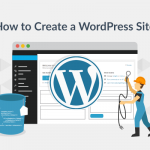 How to Create a WordPress Website - Plesk