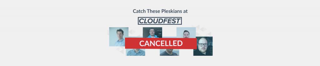 Cloudfest 2020 - Cancelled - Plesk Sponsor