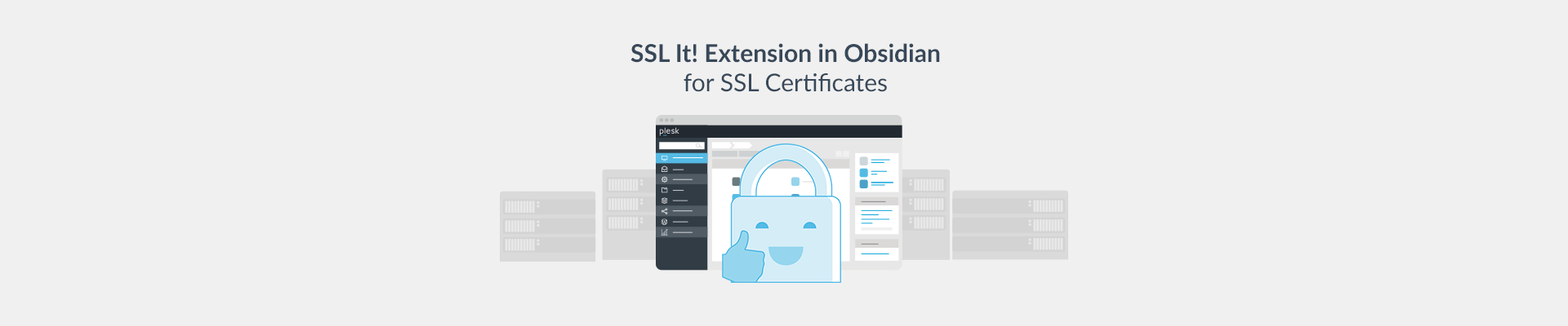 SSL It! Extension in Plesk Obsidian