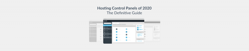 Hosting Control Panel Guide 2020