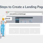 Tips for Creating an Effective Landing Page - Plesk