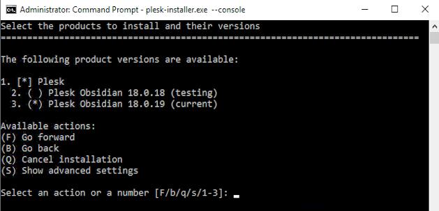 Install Plesk On Windows - 2