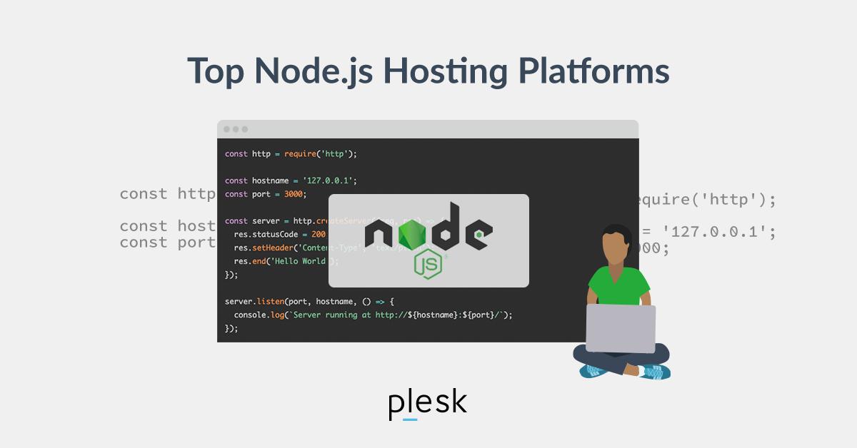Node.js platforms Plesk blog