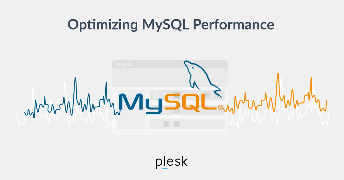 MySQL performance blog Plesk