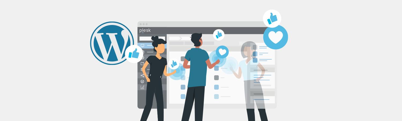 User Feedback - Plesk WordPress Toolkit: Behind the Scenes - Plesk