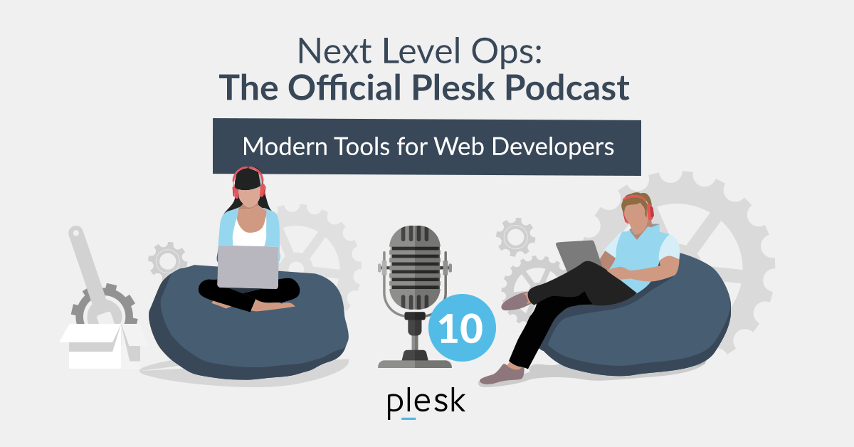 Next Level Ops Podcast: Modern Web Development Tools with Brian