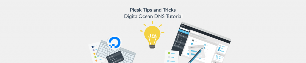 How to configure external DNS with DigitalOcean DNS extension on Plesk - Plesk