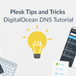 How to configure external DNS with DigitalOcean DNS extension on Plesk