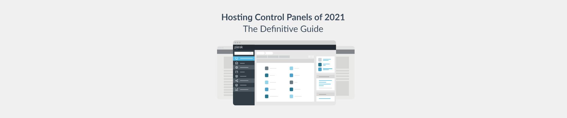 Hosting Control Panels 2021