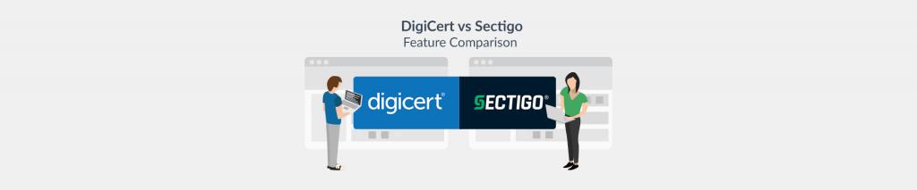 SSL certification - DigiCert vs Sectigo